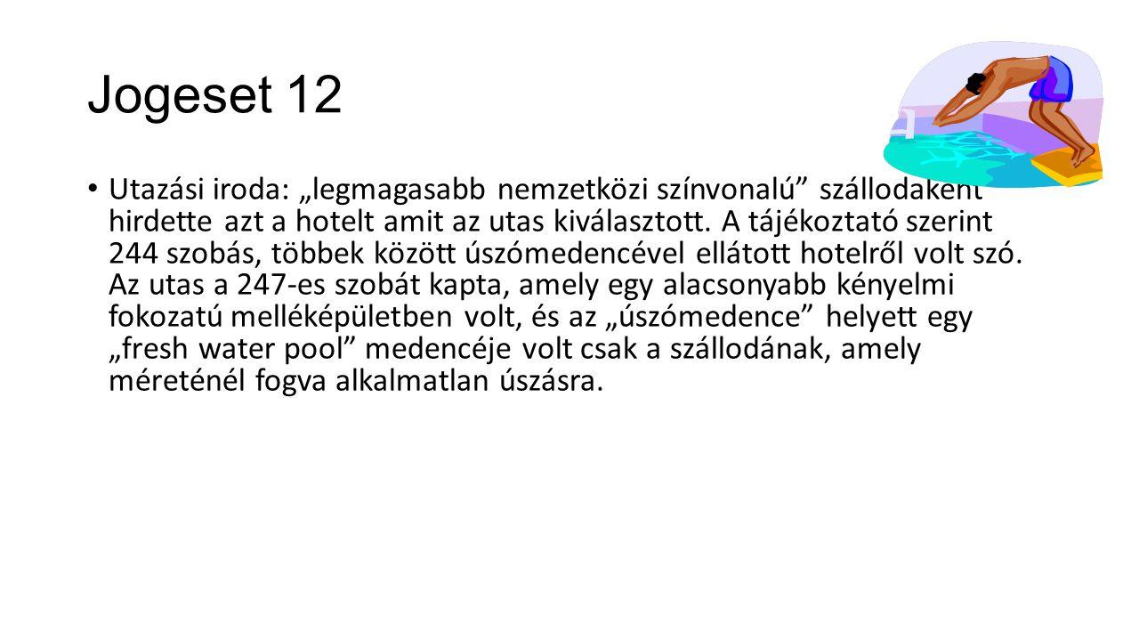 Jogeset 12