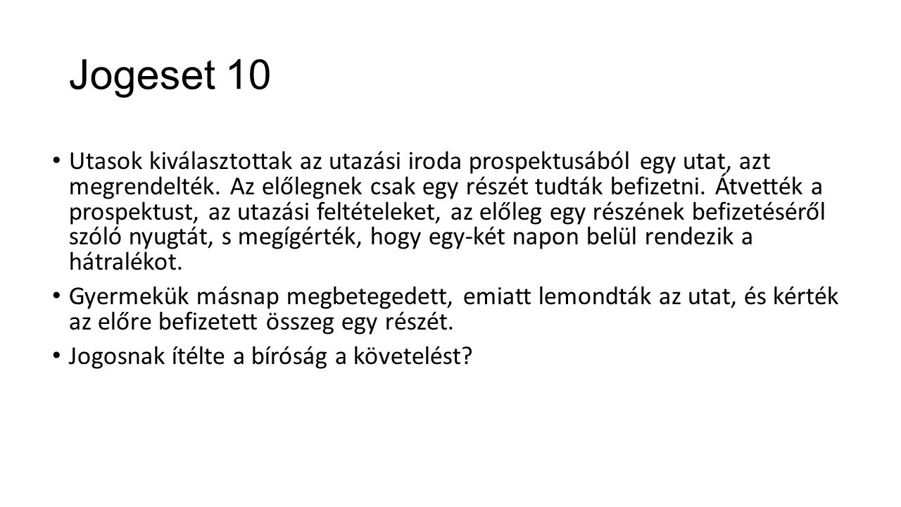 Jogeset 10