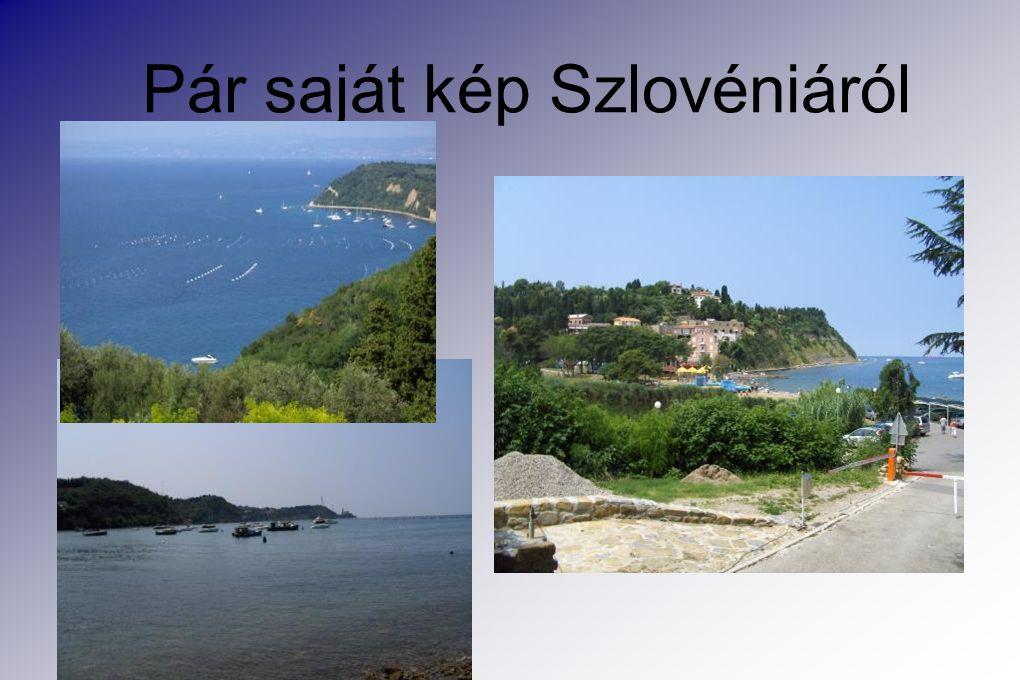 Pár saját kép Szlovéniáról