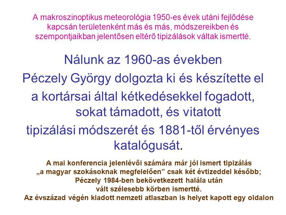 Péczely György dolgozta ki és készítette el