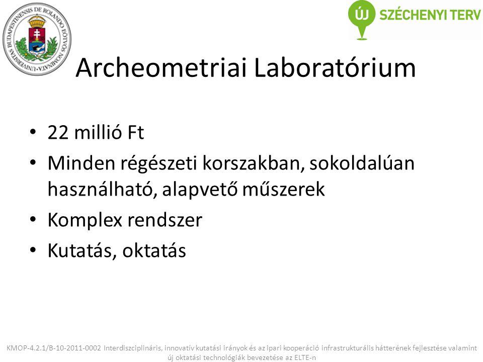 Archeometriai Laboratórium