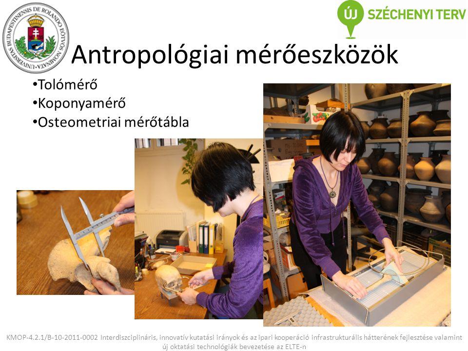 Antropológiai mérőeszközök