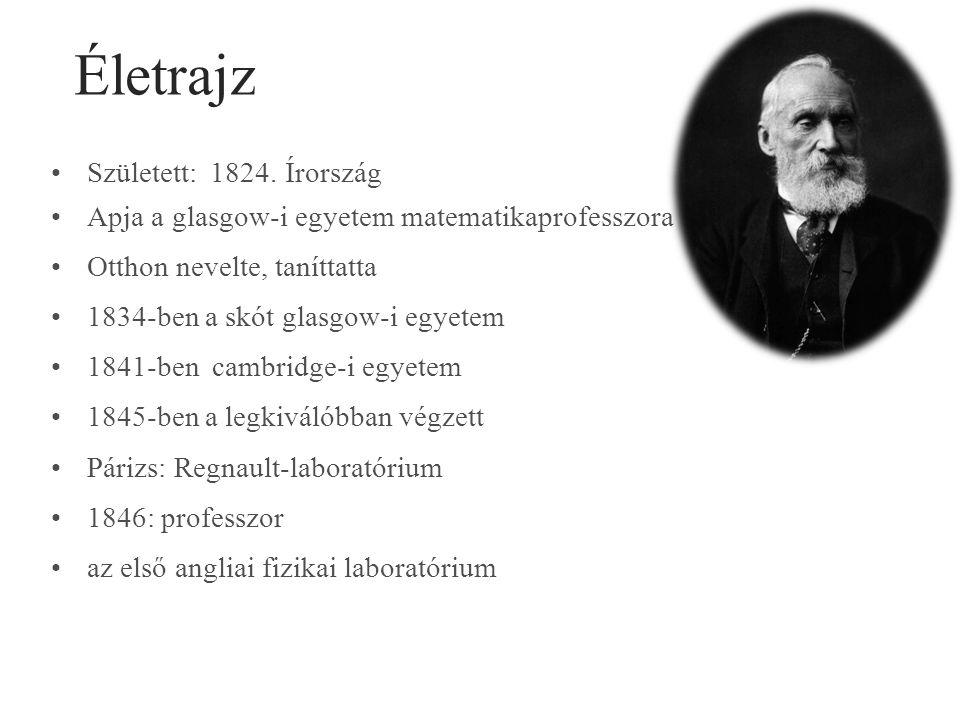 Életrajz Született: 1824. Írország