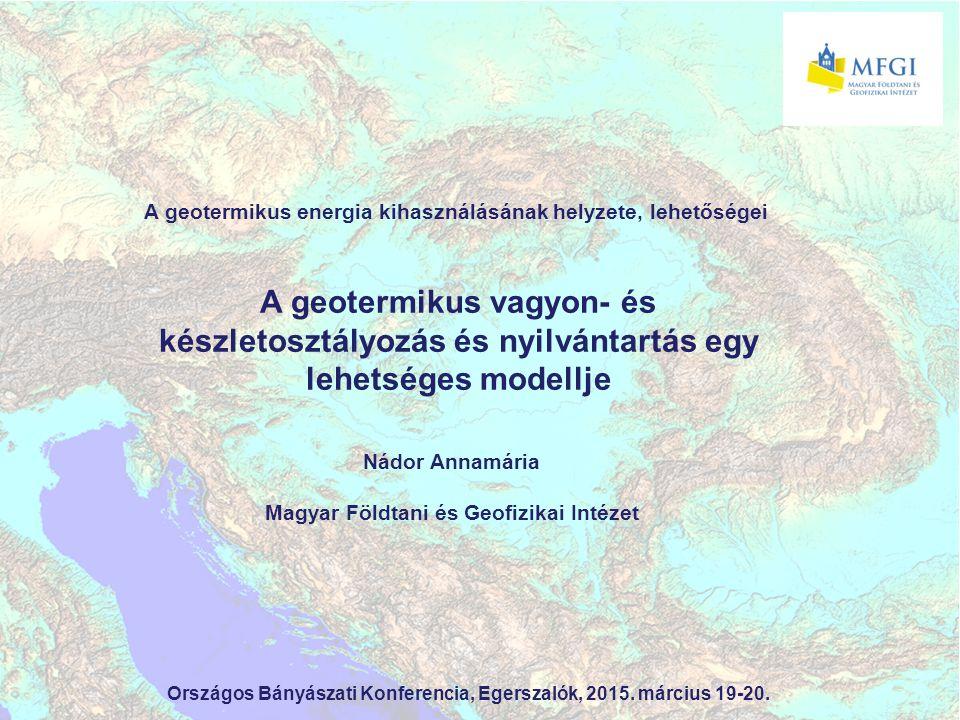 Magyar Földtani és Geofizikai Intézet
