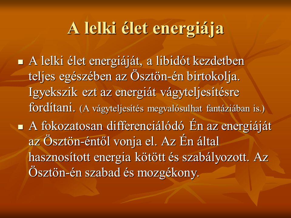 A lelki élet energiája