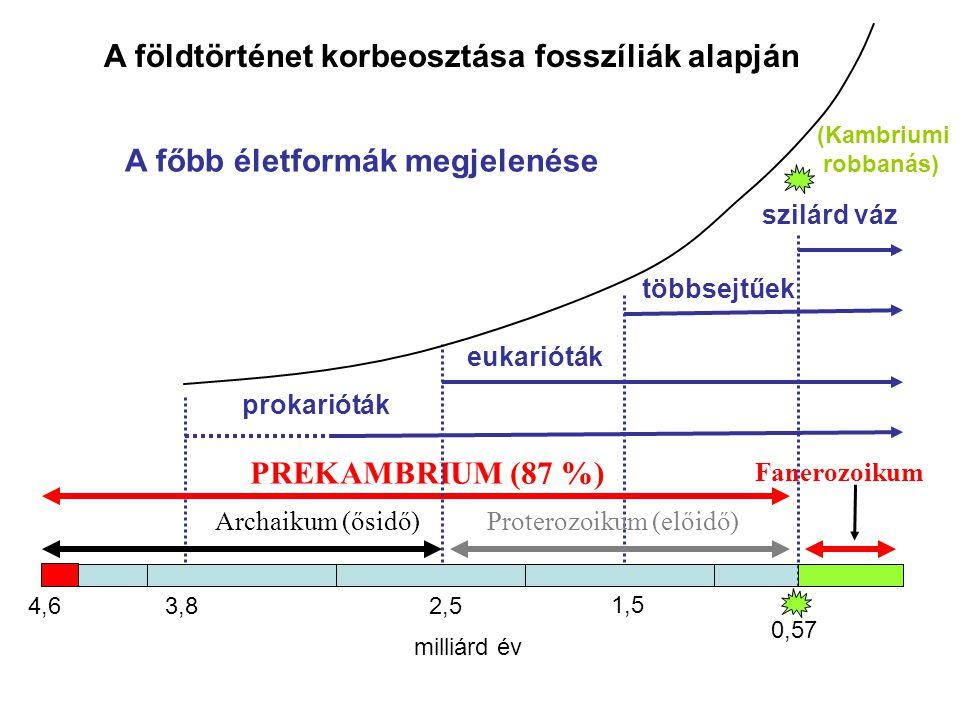 Proterozoikum (előidő)