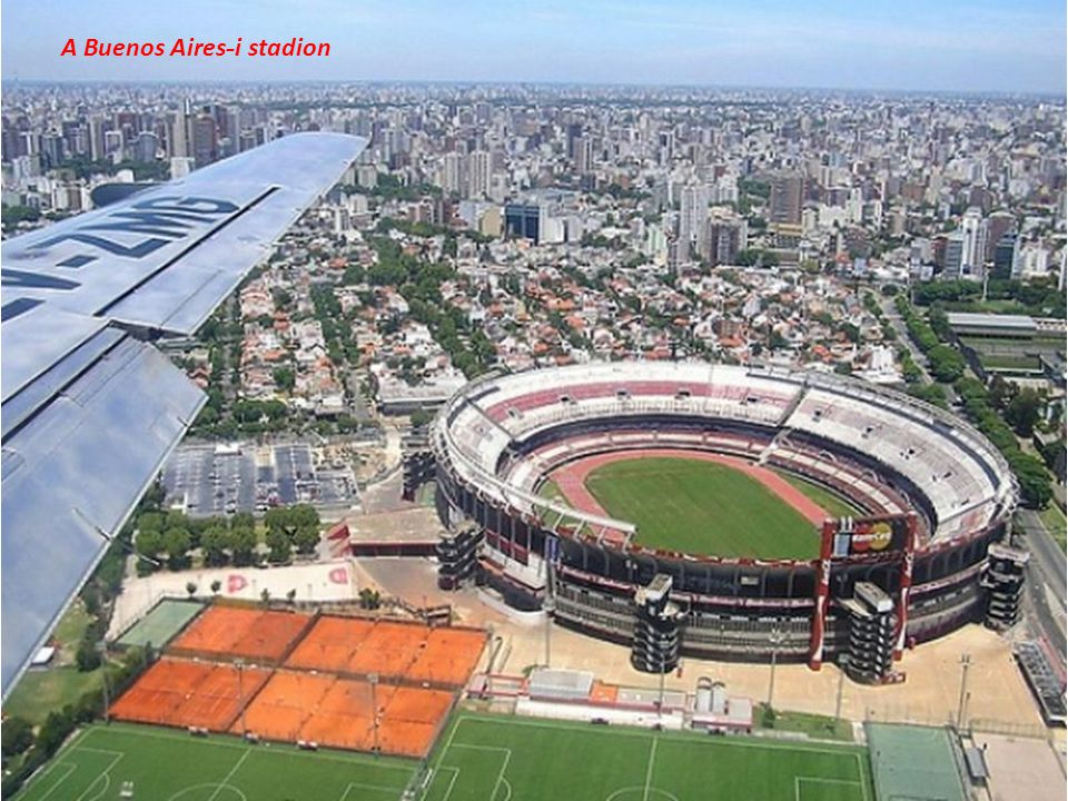 A Buenos Aires-i stadion