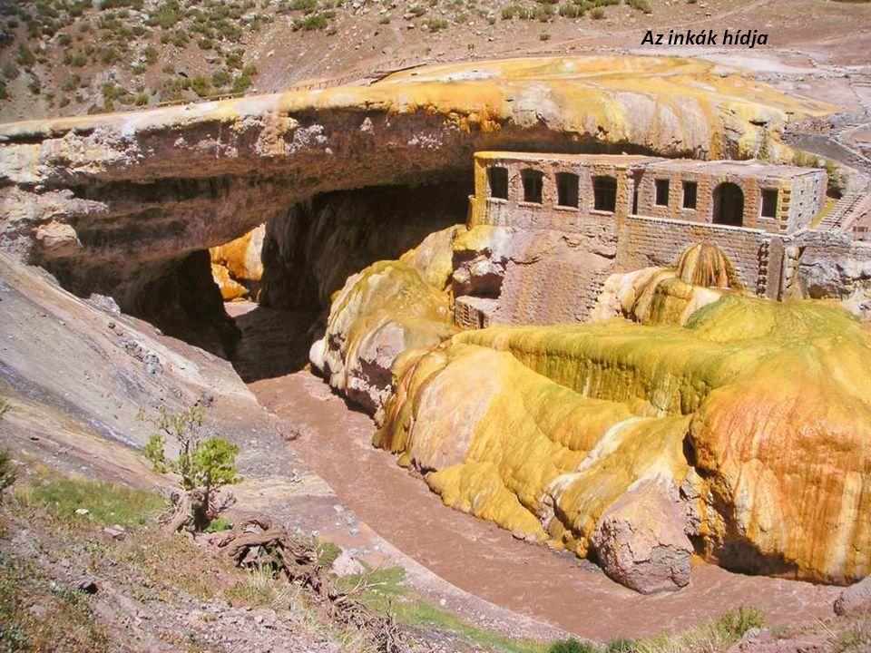 Az inkák hídja