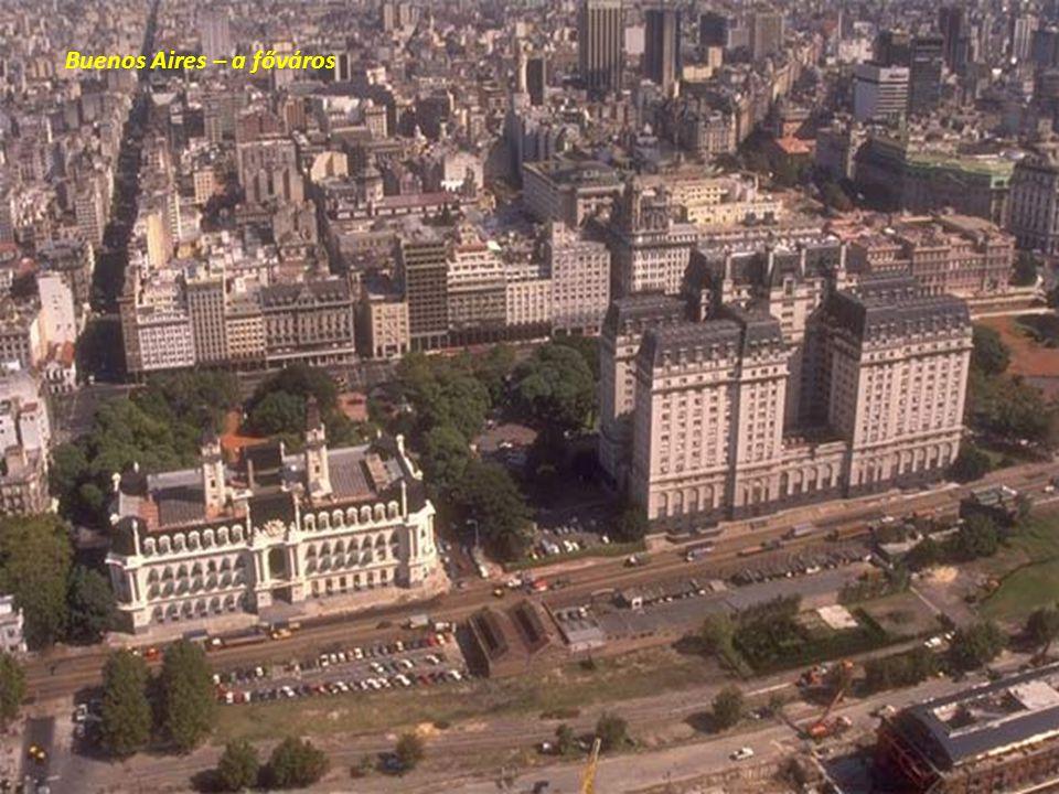 Buenos Aires – a főváros