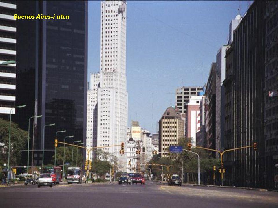 Buenos Aires-i utca