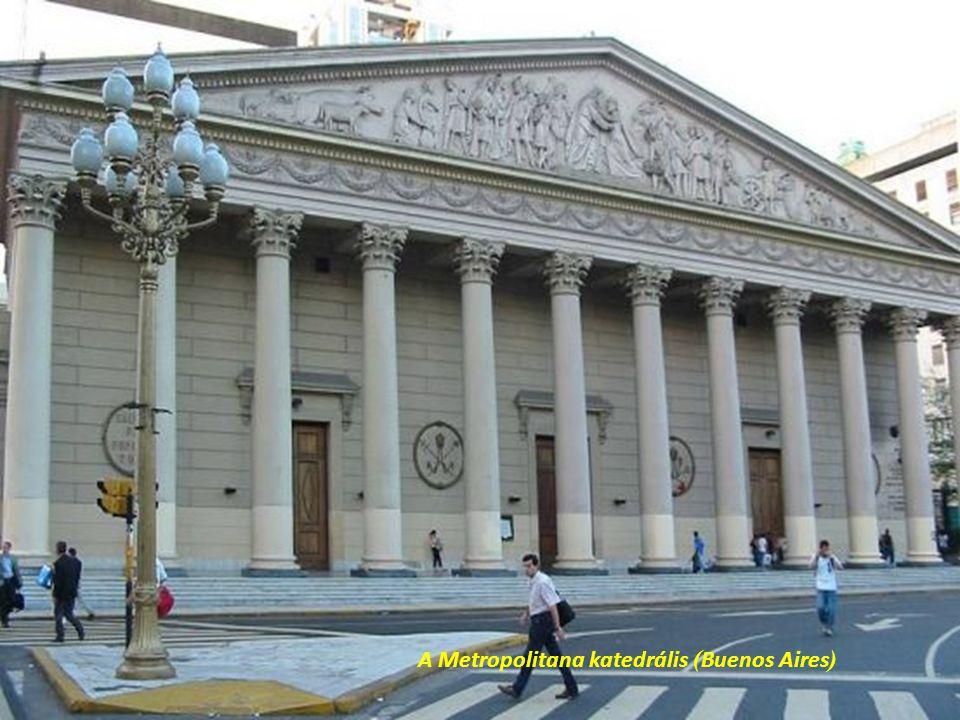 A Metropolitana katedrális (Buenos Aires)