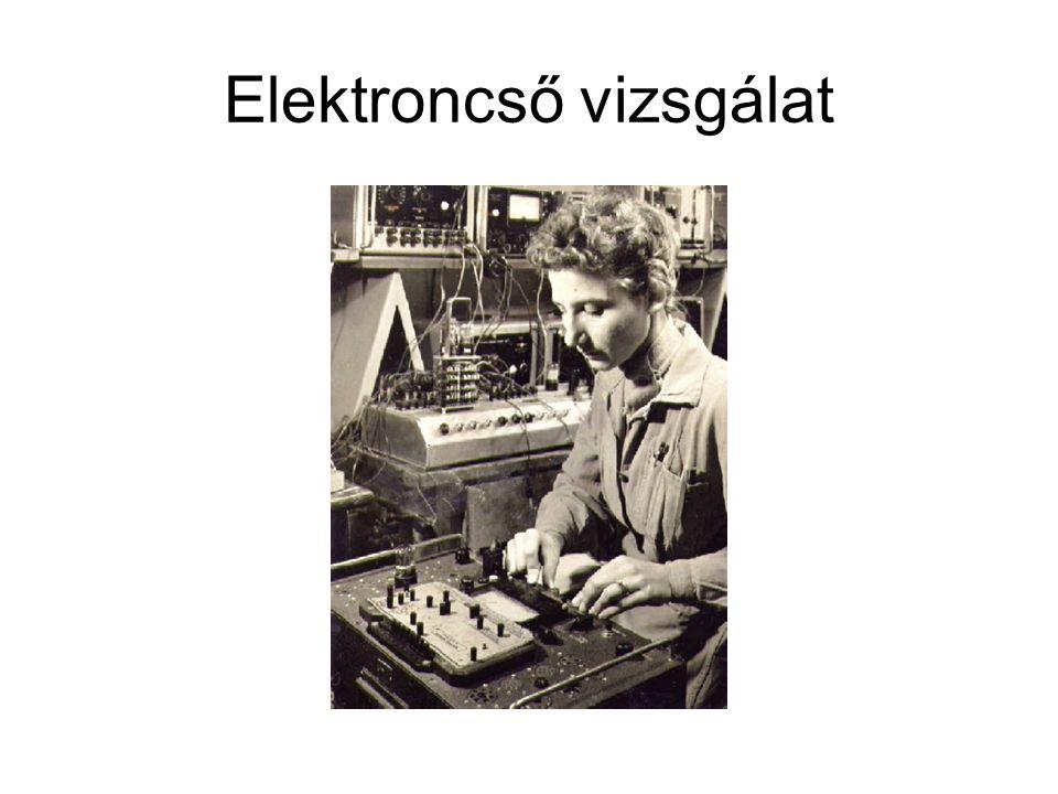 Elektroncső vizsgálat
