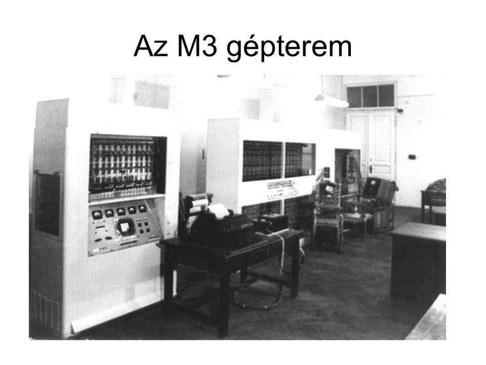 Az M3 gépterem