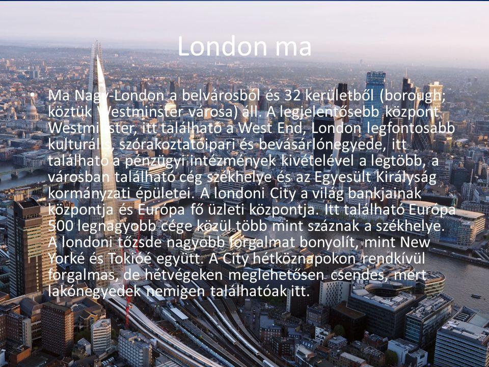 London ma