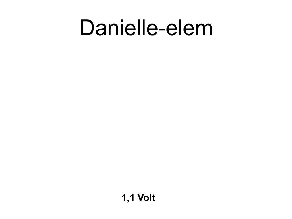 Danielle-elem 1,1 Volt