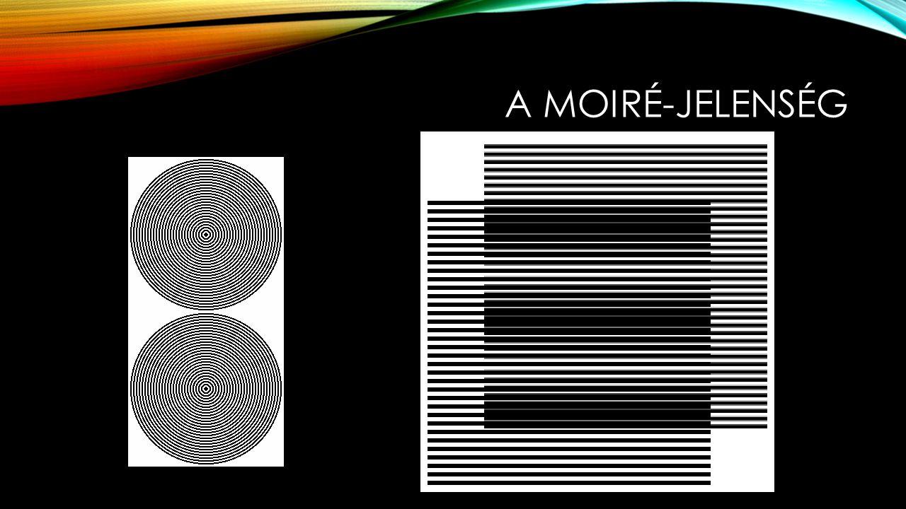A moiré-jelenség