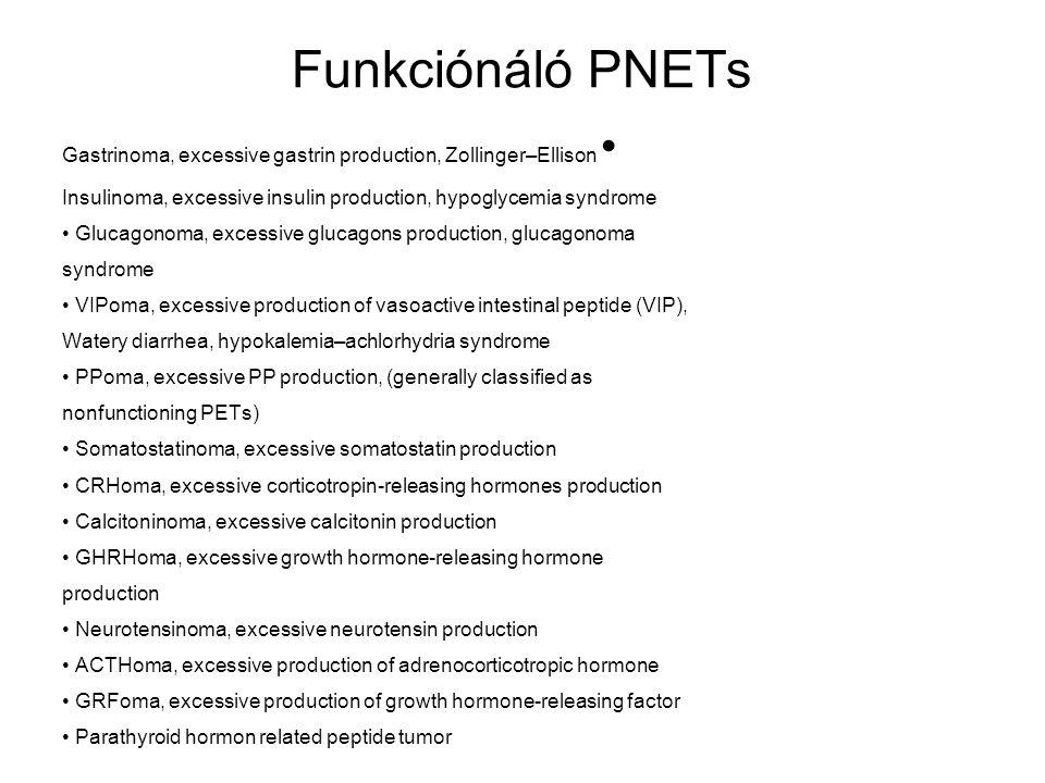 Funkciónáló PNETs