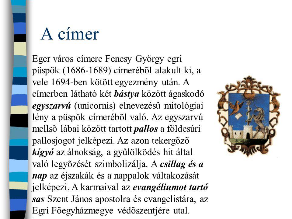 A címer