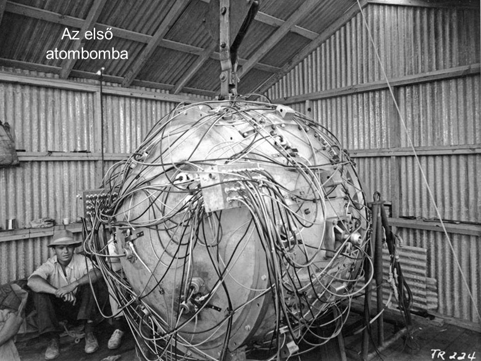 Az első atombomba