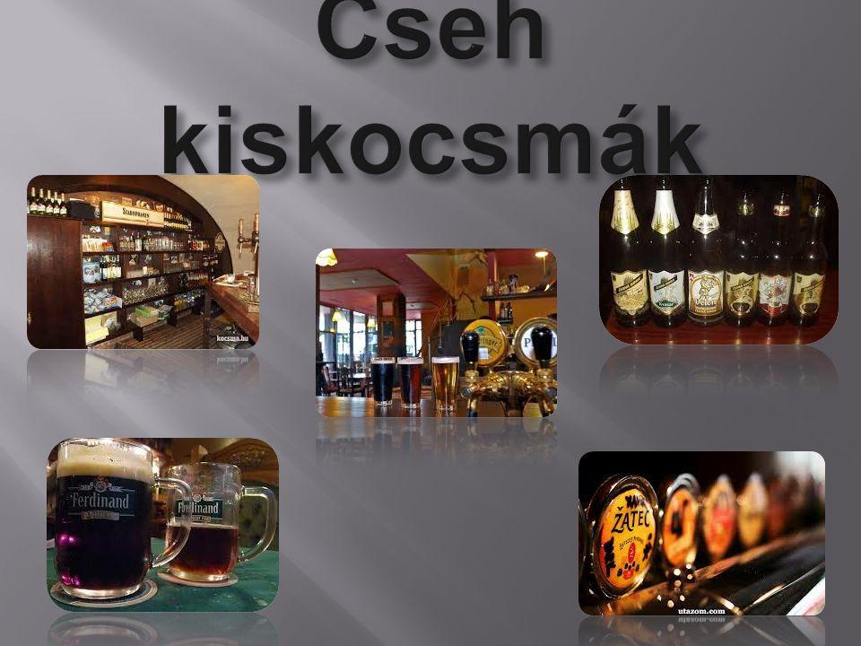 Cseh kiskocsmák