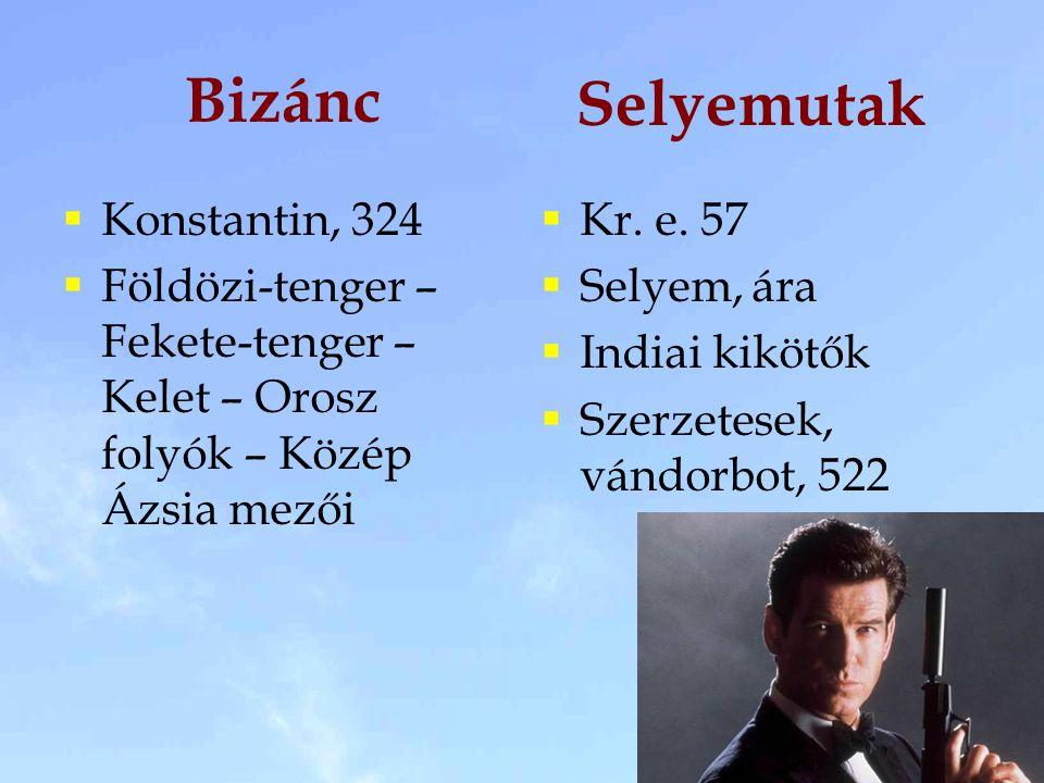 Bizánc Selyemutak Konstantin, 324