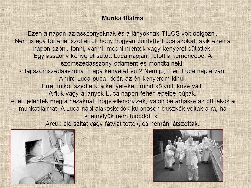 Ezen a napon az asszonyoknak és a lányoknak TILOS volt dolgozni.