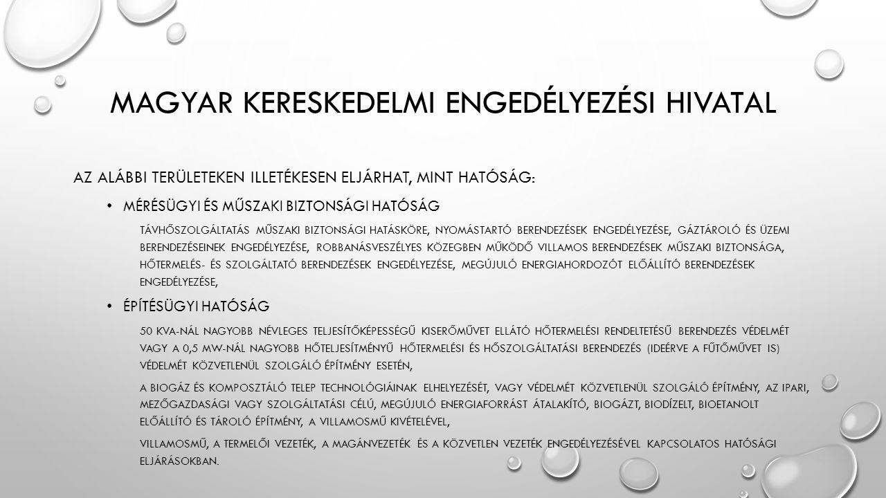 Magyar Kereskedelmi Engedélyezési Hivatal