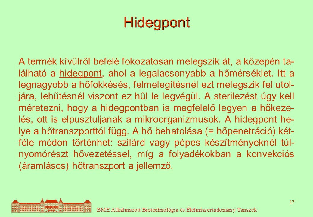 Hidegpont