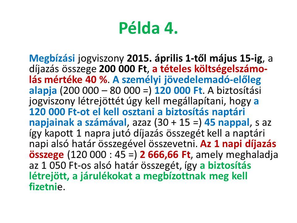 Példa 4.