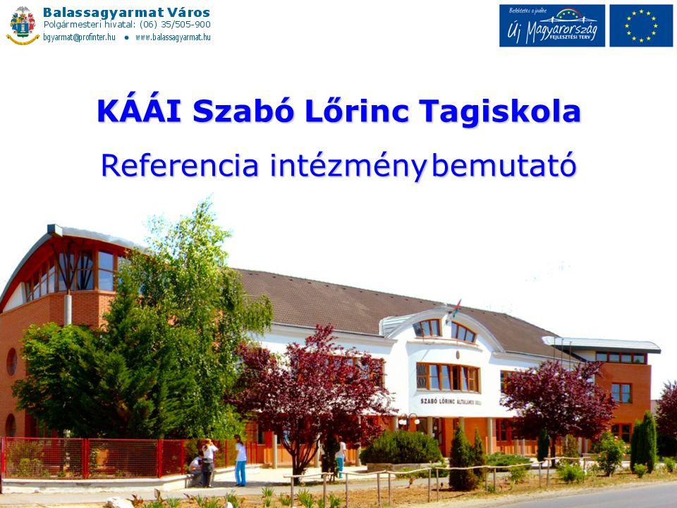 KÁÁI Szabó Lőrinc Tagiskola