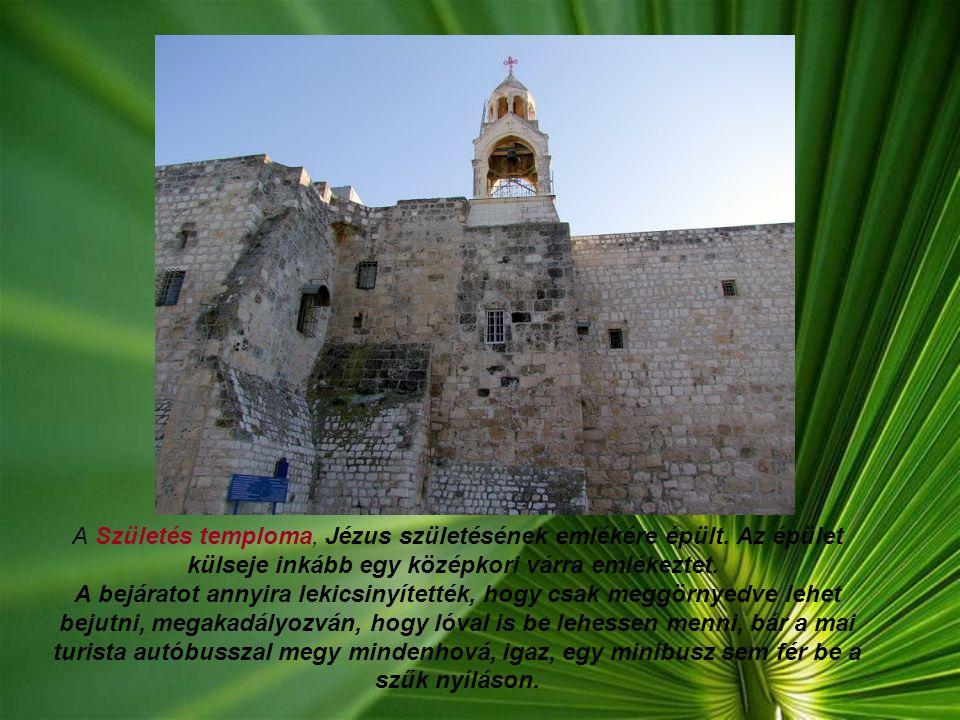 A Születés temploma, Jézus születésének emlékére épült