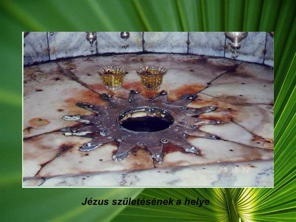 Jézus születésének a helye