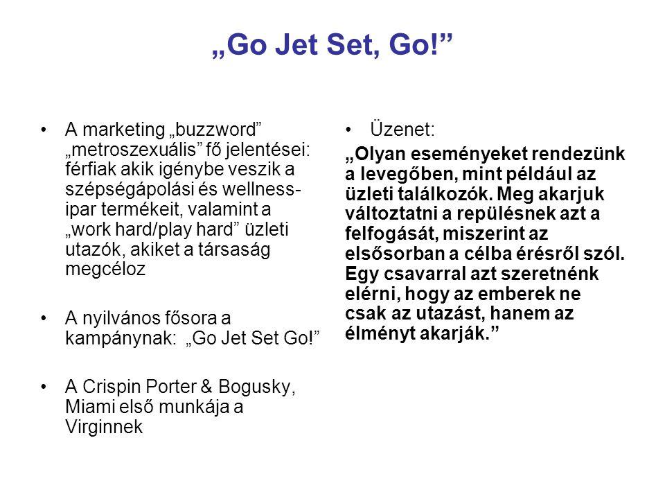 """Go Jet Set, Go!"