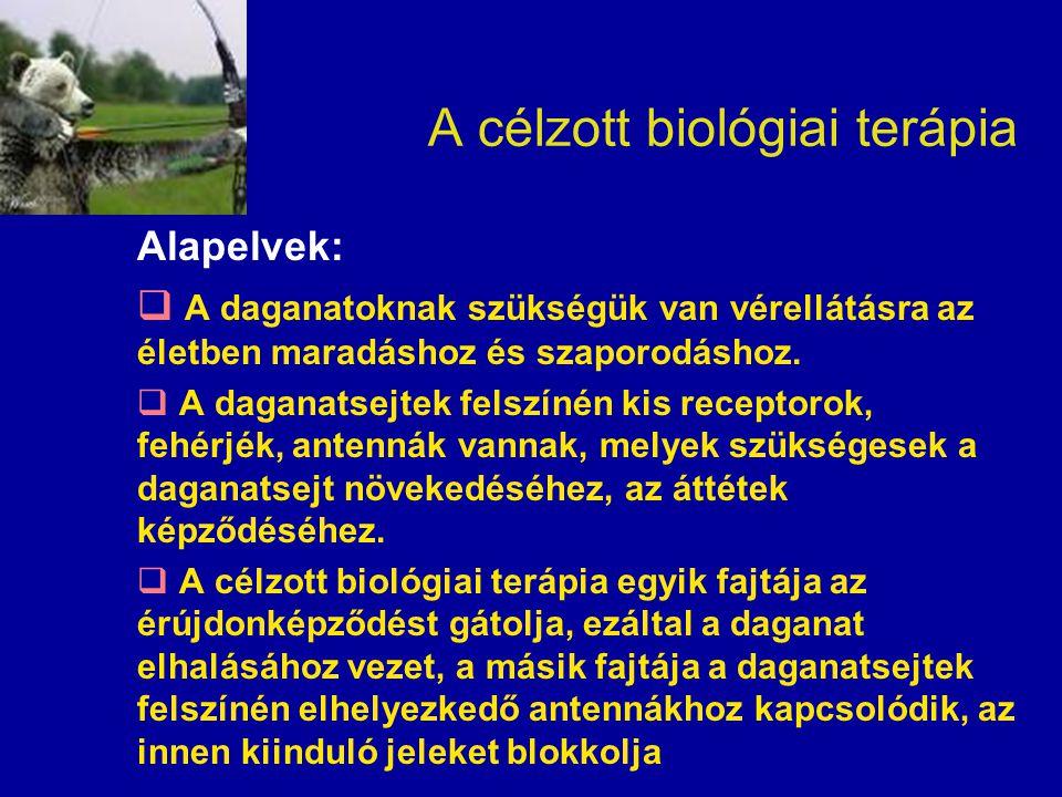 A célzott biológiai terápia