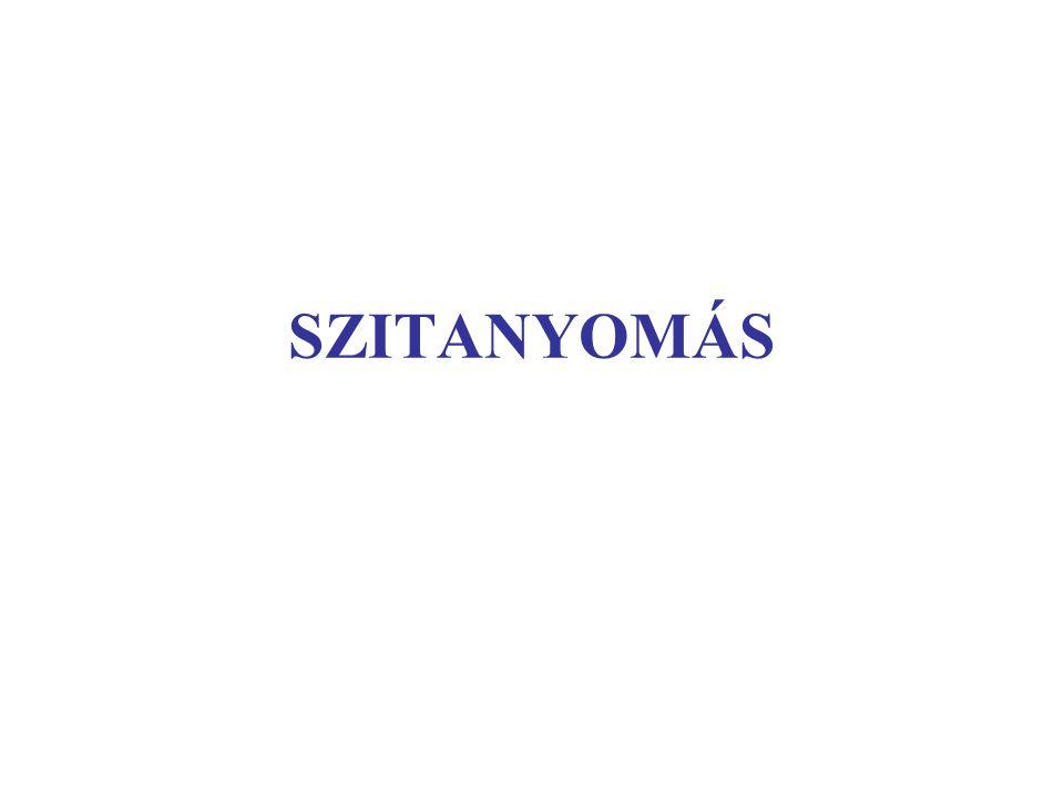 SZITANYOMÁS