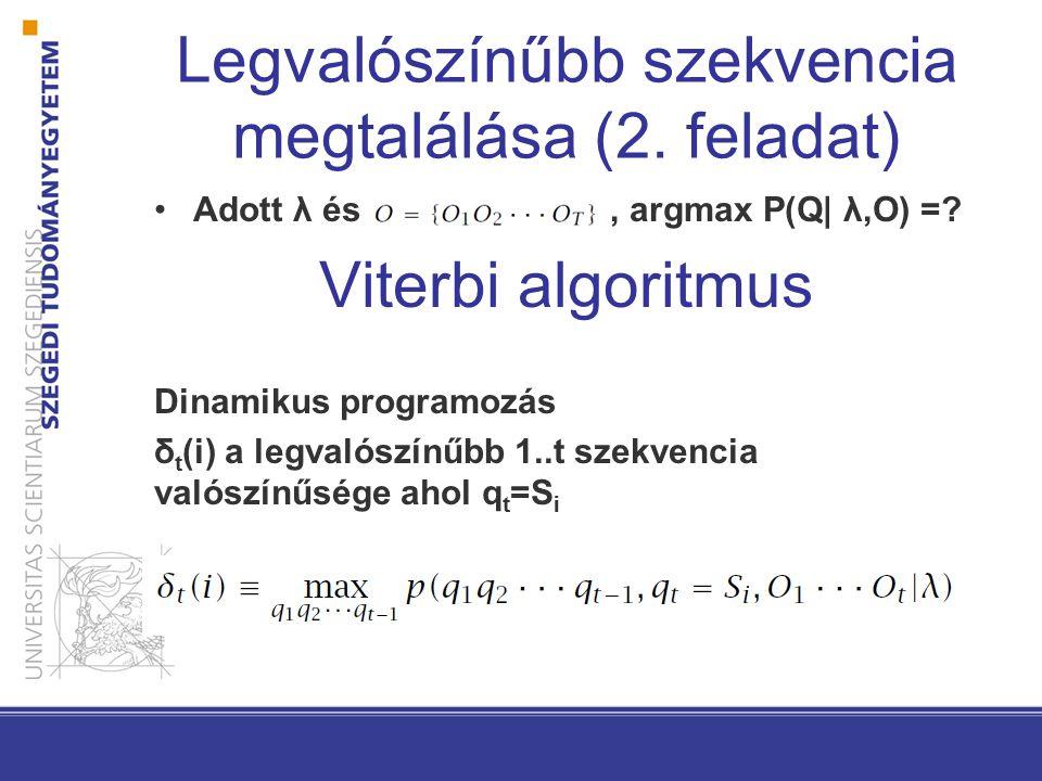 Viterbi algoritmus