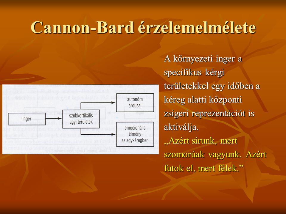 Cannon-Bard érzelemelmélete