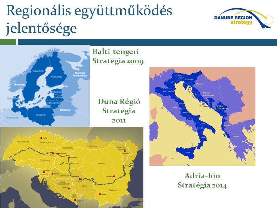 Regionális együttműködés jelentősége