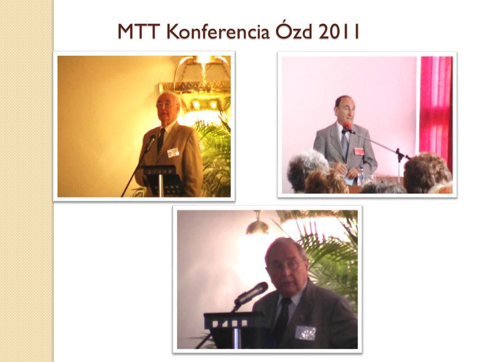MTT Konferencia Ózd 2011