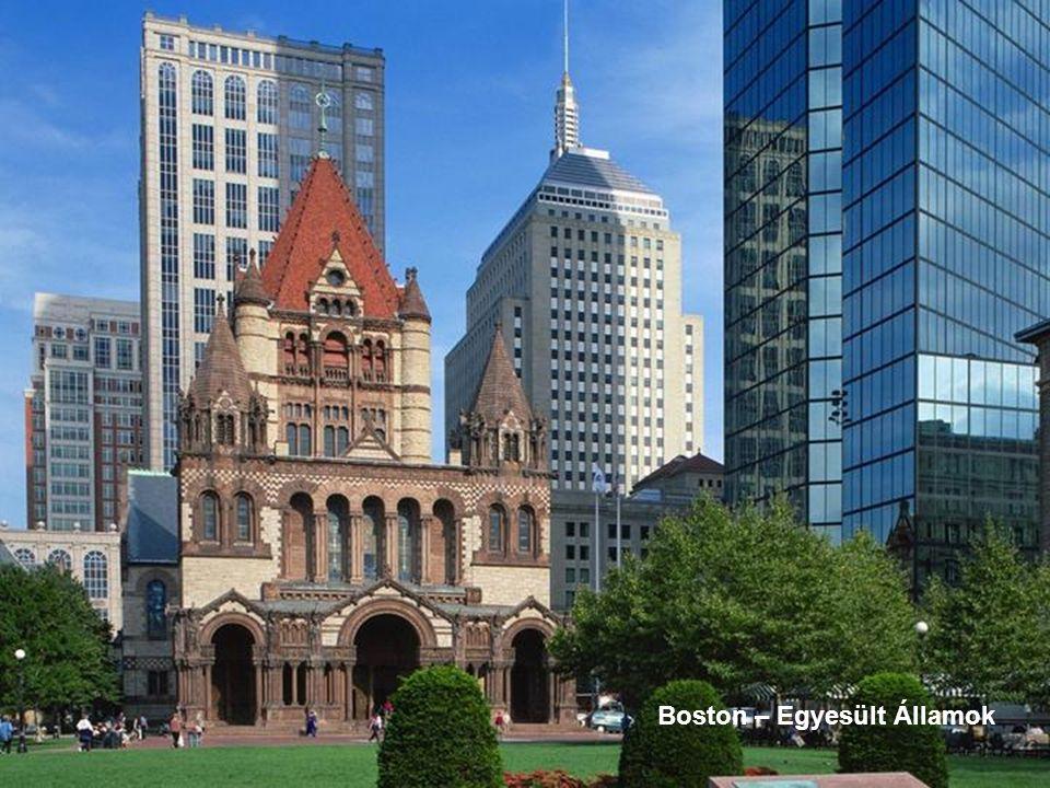 Boston – Egyesült Államok