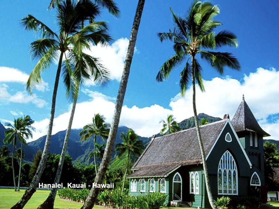Hanalei, Kauai - Hawaii