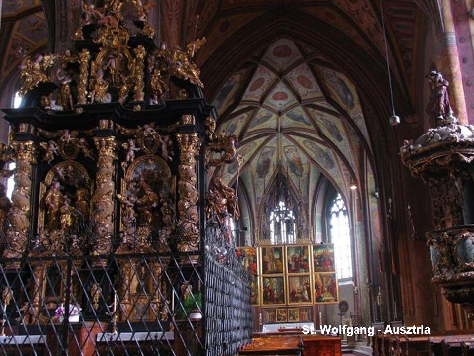 St. Wolfgang - Ausztria