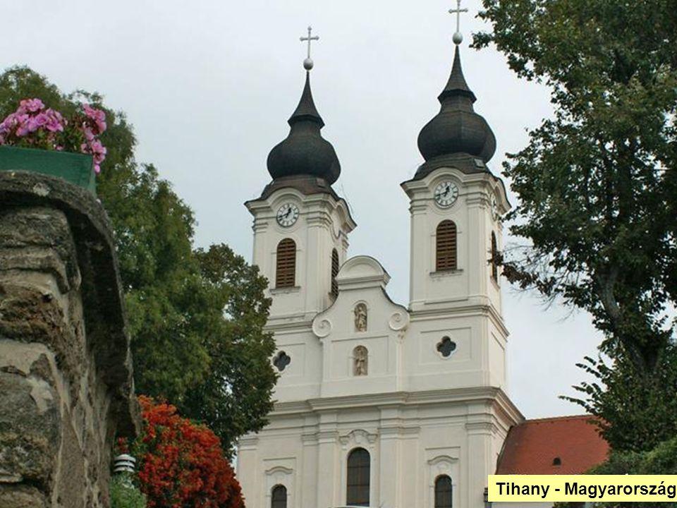 Tihany - Magyarország