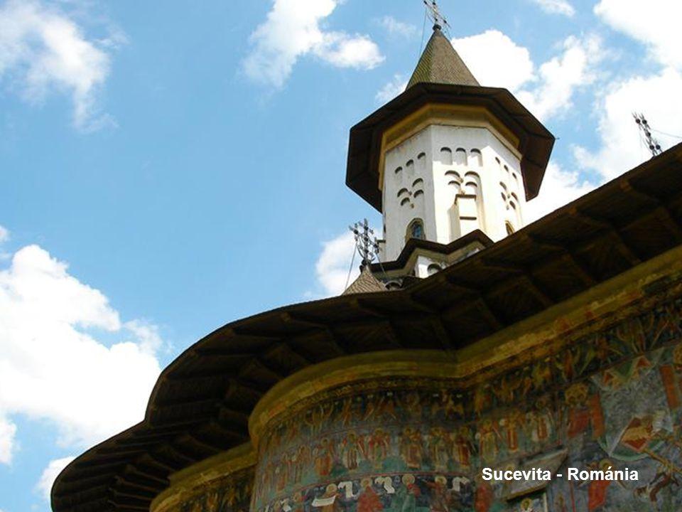 Sucevita - Románia