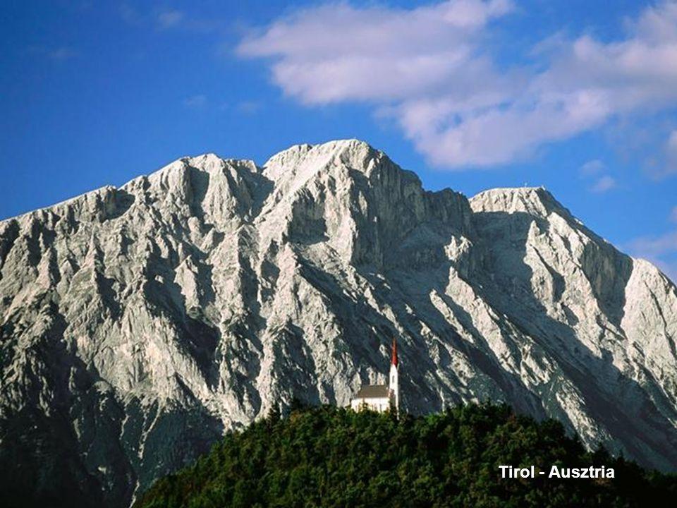 Tirol - Ausztria
