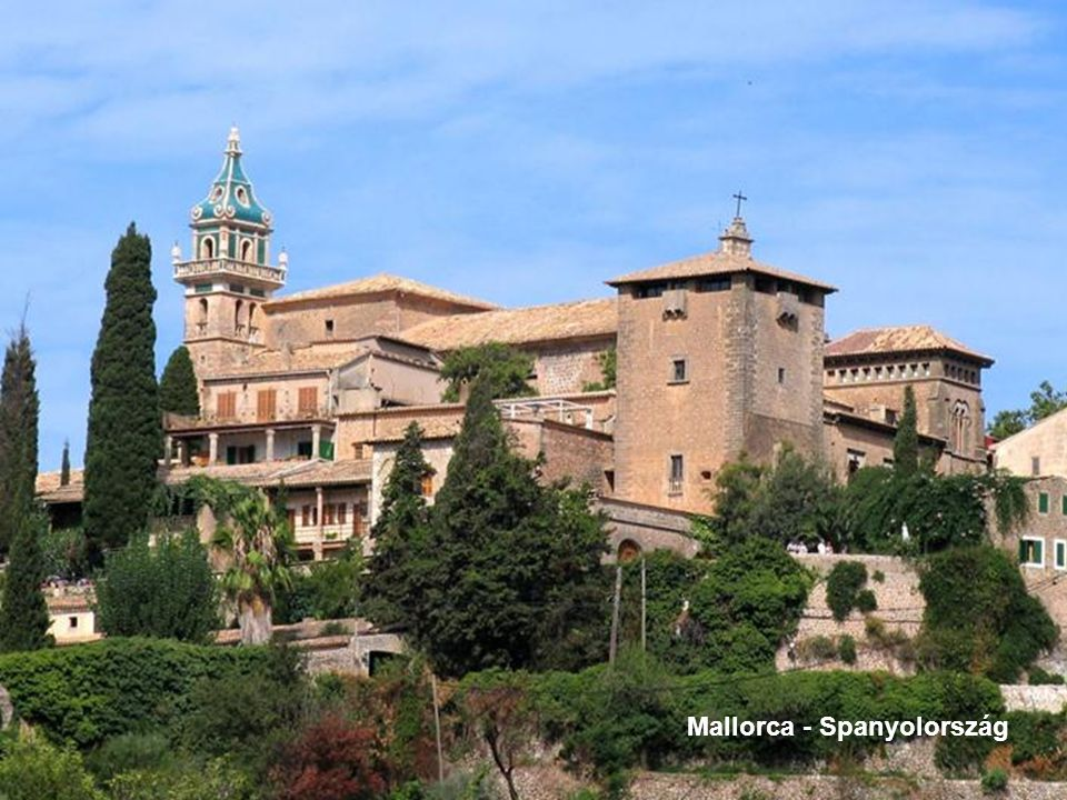 Mallorca - Spanyolország