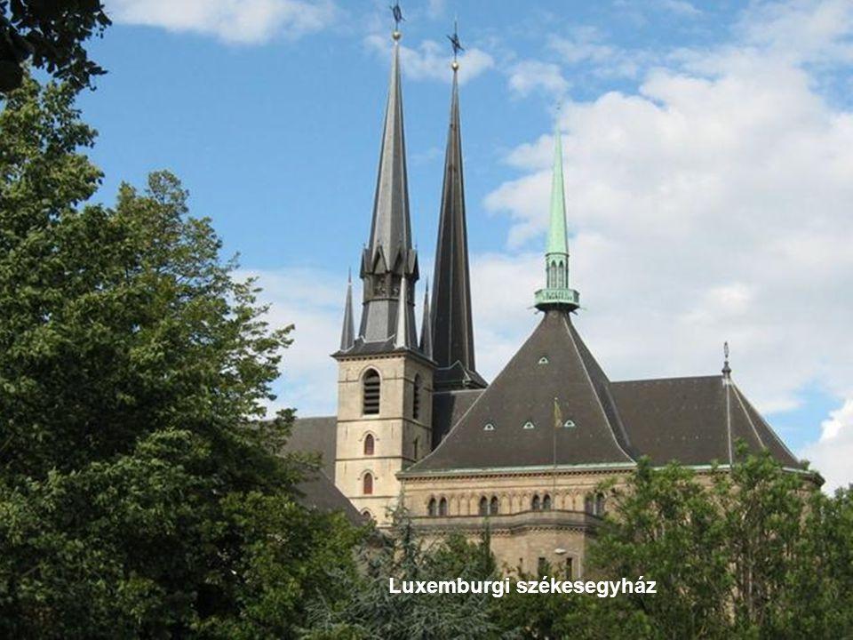 Luxemburgi székesegyház
