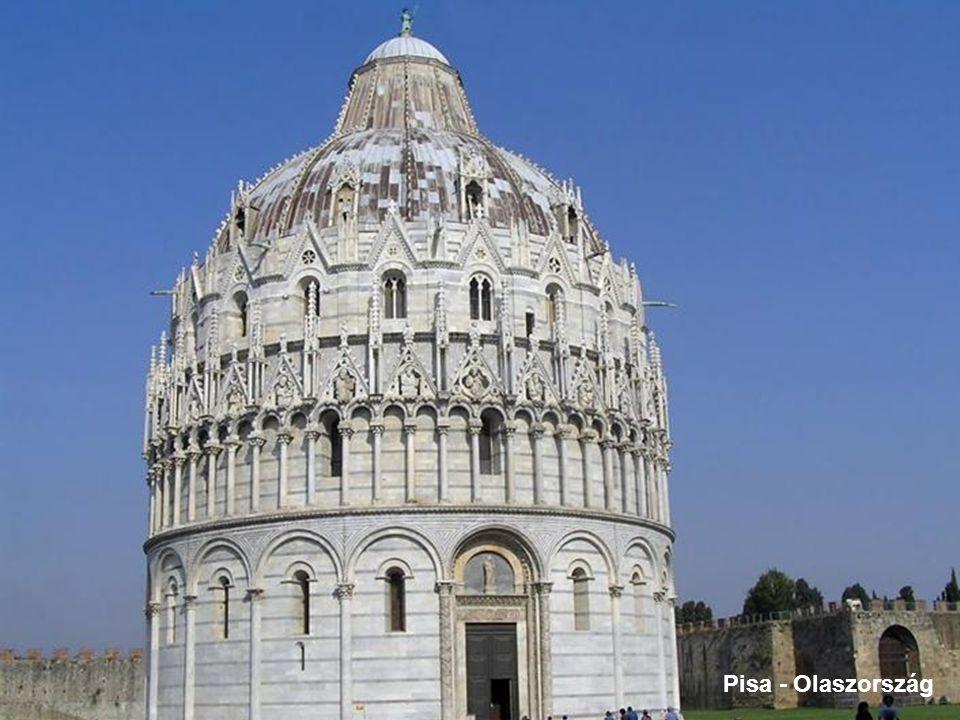 Pisa - Olaszország