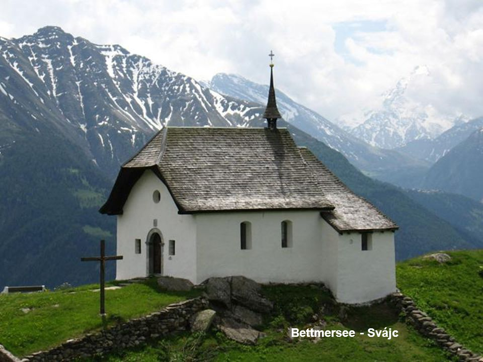 Bettmersee - Svájc