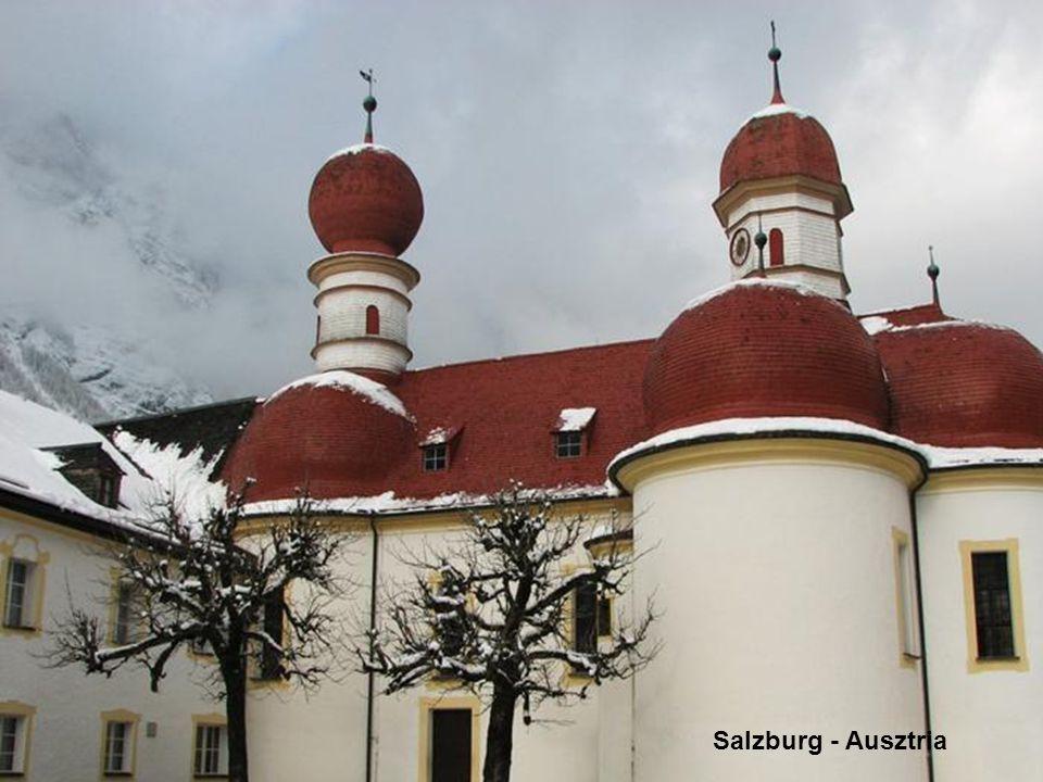 Salzburg - Ausztria
